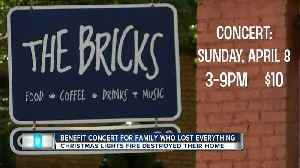 News video: Fundraiser planned for Tampa musicians impacted by house fire