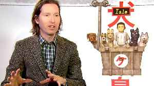 News video: Wes Anderson's Isle of Dogs - Making the World