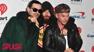 News video: Thirty Seconds to Mars built secret studio to avoid hackers