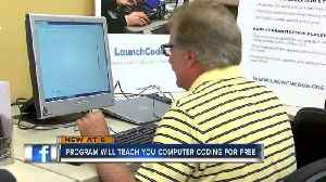News video: This non-profit will pay for your coding courses to help you enter a new job field