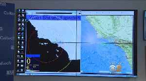 News video: Caltech's Early Warning System Set Off By 5.3 Earthquake Off Coast Of Ventura