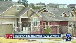 News video: Colorado home insurance rates rising among fastest in the nation