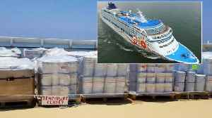 News video: Cruise Ship Passengers Revolt in Response to Noisy, Smelly Renovations