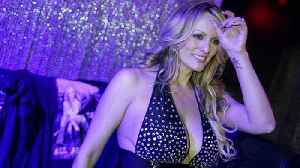 News video: Donald Trump 'unaware' of $130k payment to adult film star Stormy Daniels