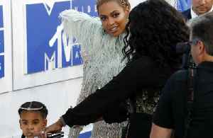 News video: Blue Ivy Carter has her own stylist
