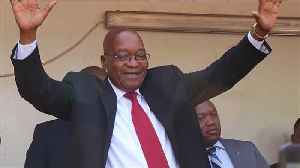 News video: South Africa court adjourns Zuma corruption case