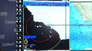 News video: Earthquake Early Warning System Worked Before 5.3 Temblor Off SoCal Coast