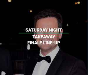 News video: Bosses Reveal Series Finale Line-Up Of 'Saturday Night Takeaway'