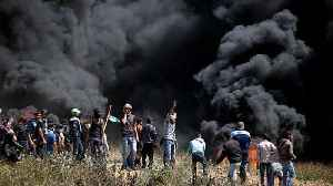 News video: Death toll rises in Israel-Gaza border unrest: reports