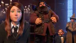 News video: Harry Potter Mobile Game Launch Date REVEALED + Original Cast Voicing Characters