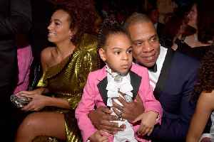 News video: Blue Ivy Has Her Own Stylist and Personal Shopper