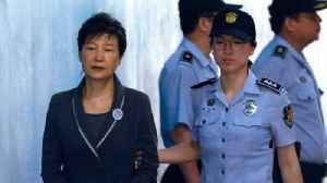 News video: Disgraced South Korean ex-president gets 24-years in prison for massive corruption scandal