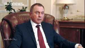 News video: Belarus: stifled freedoms and glimmers of hope