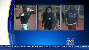 News video: 3 Suspects Wanted In Violent Brooklyn Robbery