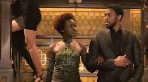 News video: 'Black Panther' Becomes Third-Highest Grossing Movie All-Time In The US