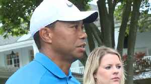 News video: Tiger Woods explains rough week at Augusta