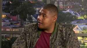 News video: Actor Omar Miller Chats About Tennis, Travel and Hollywood