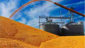News video: U.S., China Trade Tariff Barbs, While Other Countries Scoop U.S. Soybeans