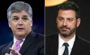 News video: Jimmy Kimmel apologizes for joke amid Sean Hannity Twitter feud, calls for cease-fire