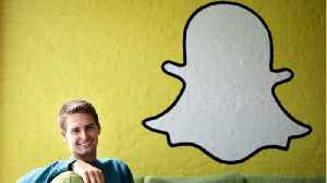 News video: Snapchat Puts Stories In Reverse Chronological Order Again