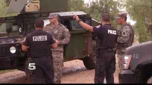 News video: Former Rio Grande City Mayor Reflects on Previous National Guard Deployment