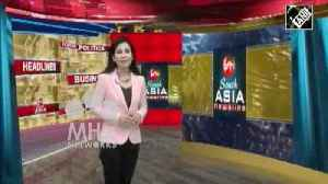News video: South Asia Newsline (Weekly programme) - Apr 09, 2018