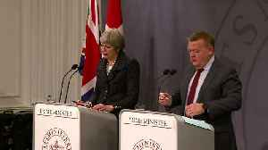 News video: PM: Russia had 'capability, intent, motive' in spy poisoning