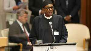News video: Nigerian President Buhari Will Run For Re-Election