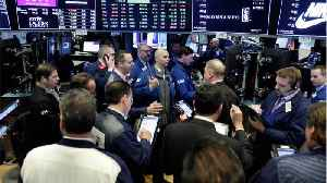 News video: After Weathering Rough Week Wall Street Opens Up