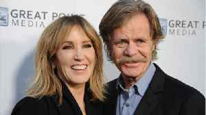 News video: William H. Macy And Felicity Huffman Open Up About Their Marriage