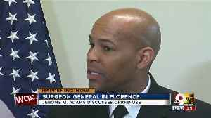 News video: In Northern Kentucky, Surgeon General emphasizes importance of naloxone