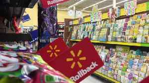 News video: Walmart Could Eventually Compete With Amazon Prime