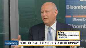 News video: Intercontinental Exchange CEO Says Atlanta Has Become a Tech-Centric City