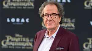 News video: Geoffrey Rush 'Virtually Housebound' After Accusation By The Daily Telegraph