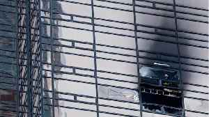 News video: One Killed In Trump Tower Apartment Fire