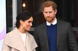 News video: Prince Harry and Meghan Markle ask wedding guests to donate