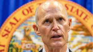 News video: Florida Republican Governor Scott launches Senate run
