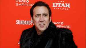 News video: Nicolas Cage Wants To Take On The Joker