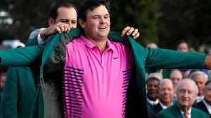 News video: Patrick Reed Is A Controversial Masters Champion