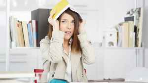 News video: 8 everyday workplace behaviors your coworkers find stressful