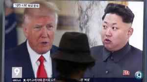 News video: Trump To Meet With North Korean Leader In May Or June