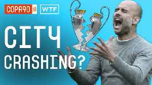 News video: Pep and Manchester City's Week from Hell | Walk Talk Football