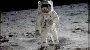 News video: Tabloid's Claim Buzz Aldrin Saw Aliens Is 'Bogus'