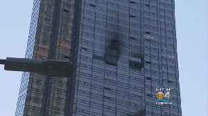News video: Deadly Fire In Trump Tower Raising New Concerns Over Safety In High Rise Residential Buildings