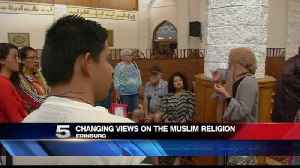 News video: Valley Muslims Discuss Increase in Hate Crimes