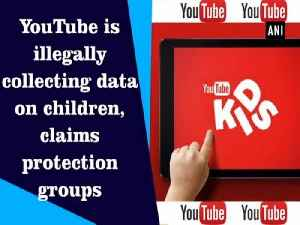 News video: YouTube is illegally collecting data on children, claims protection groups