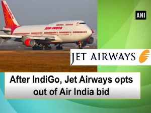 News video: After IndiGo, Jet Airways opts out of Air India bid