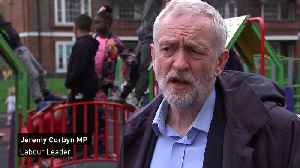 News video: Jeremy Corbyn: There has to be a political solution in Syria