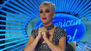 News video: Katy Perry Gushes Over Lady Gaga