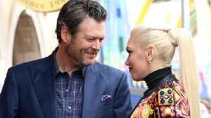 News video: Gwen Stefani: I Think About Marrying Blake Shelton 'All the Time'